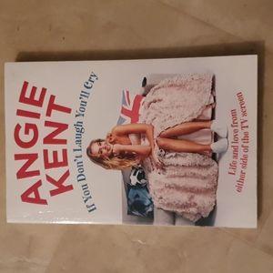 Angie Kent - Book